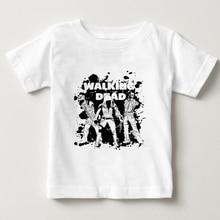 2020  kids T Shirt Pure Cotton t shirt Short Sleeve Round Neck Teeshirt baby T-shirt For Boys Girls t-shirts  NN