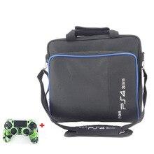 Protector de bolsa de viaje grande para PS4 anfitrión consola para Sony Playstation PS4 Slim Pro consola
