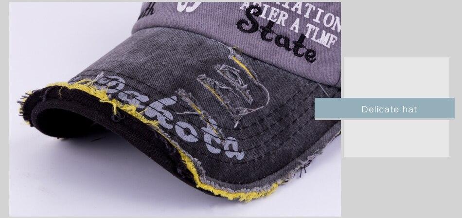 Evrfelan moda marca de los hombres Gorras de béisbol papá de ... 5aaa438cbb7