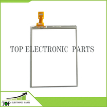 10 unids/lote Intermec CN50 CN5X panel táctil digitalizador de pantalla táctil de cristal para colector de datos