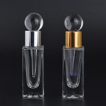 цена MUB - High Quality 7ml Dropper Glass Perfume Bottles Portable Refillable Essential Oil Cosmetic Container Travel Bottle онлайн в 2017 году