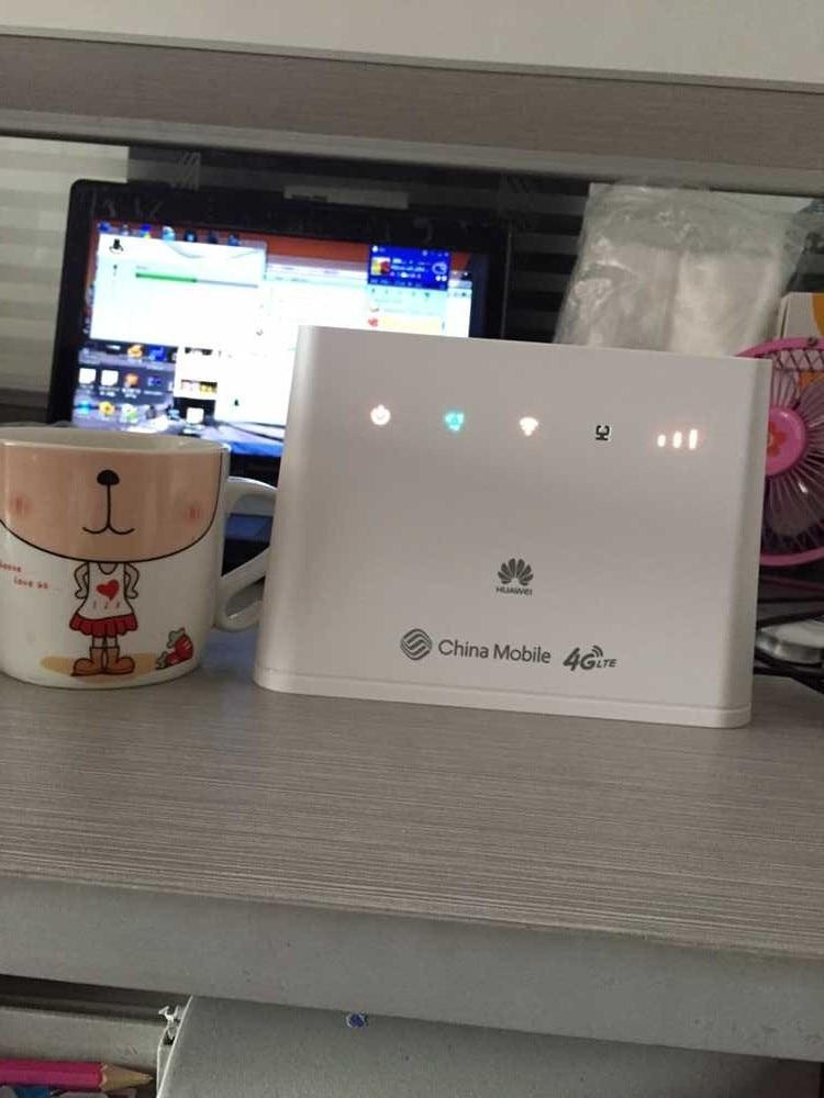 Desbloqueado Huawei B310 CPE TDD LTE FDD LTE 4G router