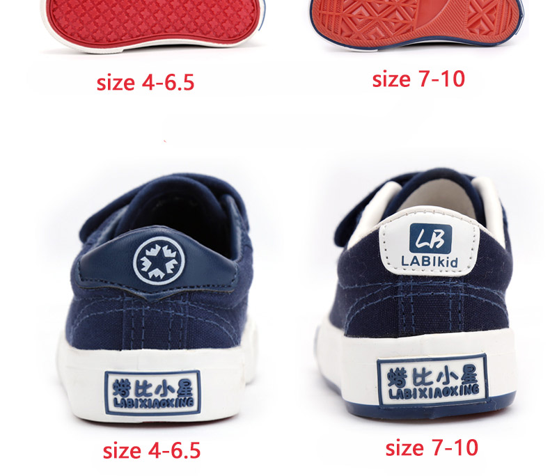 Beautiful Baby Girl and Boy White Canvas Shoes 6 Colors kids Casual Shoes Flat and Durable Toddler Little Girl Sneakers 2