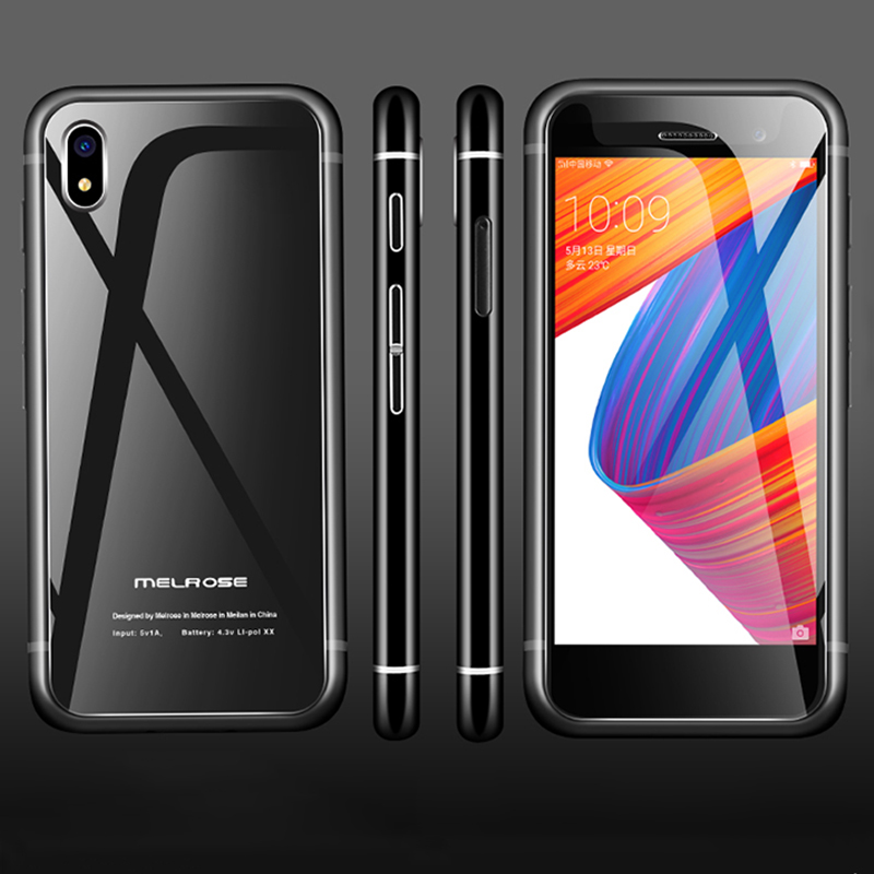 S9 Enhanced Edition Ultra slim mini student smart phone play store android 7.0 MTK6737 quad core  smart mobile phone