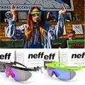 2017 Neff Moda gafas de Sol de Diseñador Hombres de la Marca Sport Gafas de Sol gafas Con Embalaje 2 Lente de 12 Colores gafas de sol feminino