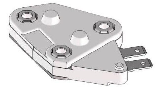 Wholesale! Voltage regulator Alternator For Delco 10SI,12SI,15SI