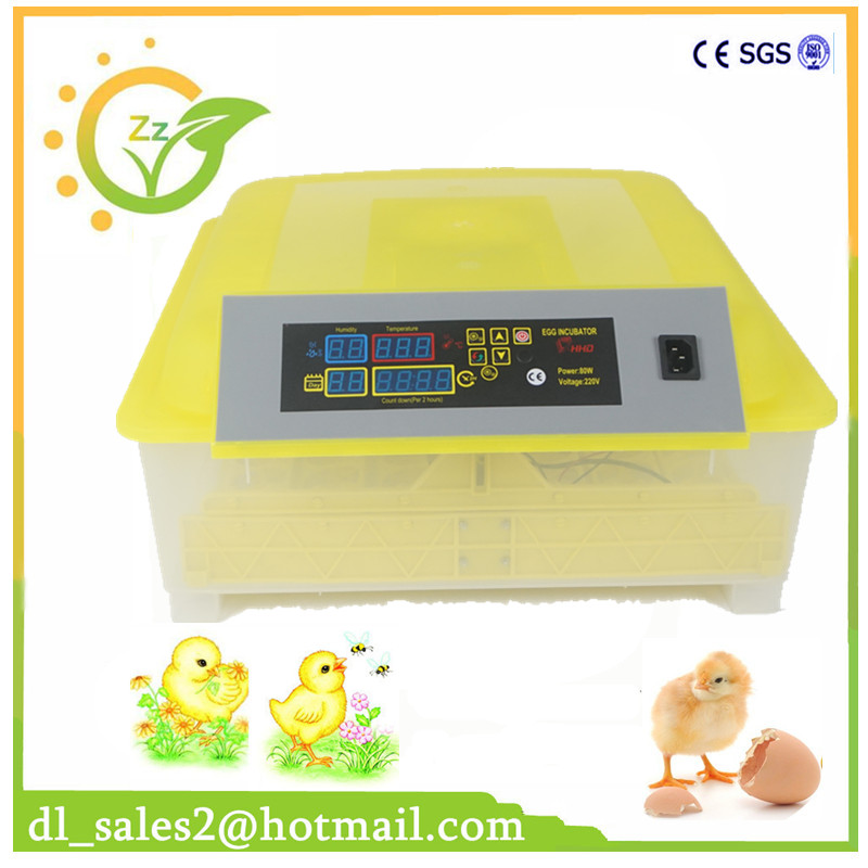 High Quality Egg Incubator Small Family Digital Temperature Controller For 48 Full Automatic Chicken Egg Incubator Hatcher chicken egg incubator hatcher 48 automatic mini parrot egg incubators hatcher hatching machines