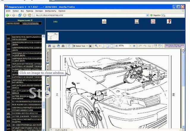 renault wiring diagrams clio iii x85