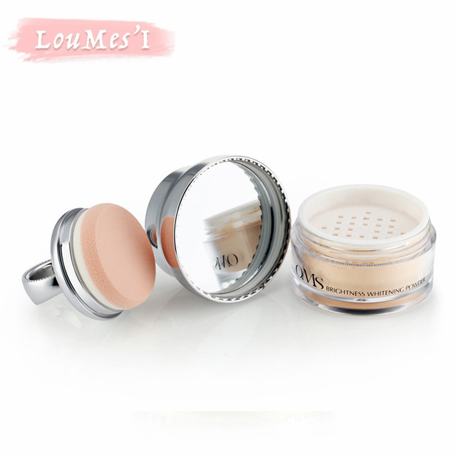 Loumesi Loose Face Powder Oil Control