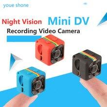 Youe brilhou 1080 P HD Pequeno Mini kamera 12mp Infrared Night Vision HD Esporte segredo kameralar Digital cam Micro câmeras