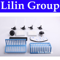 For X550 Spare Parts Pack For Cleaning Robot 1 Pack Includes Side Brush 4 Primary