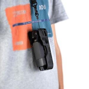 Image 5 - 4th As Stabilisator Voor Dji Osmo Pocket Gimbal Houder Stabilizer Met Rugzak Clip Strap Osmo Pocket Mount Base Houder