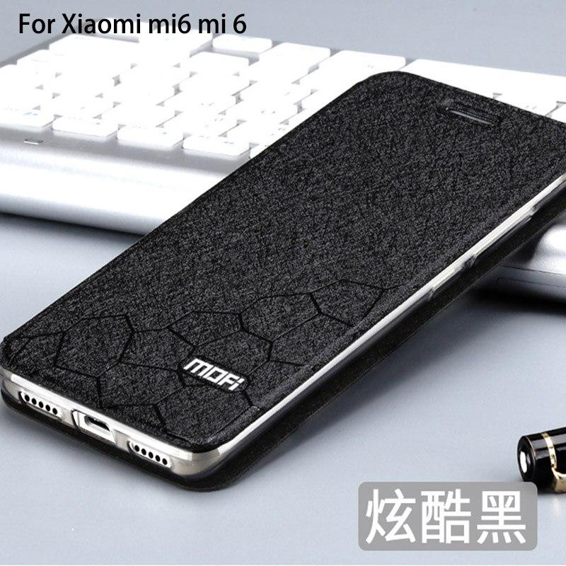 Aliexpress.com : Buy Luxury Mofi Xiaomi mi6 Flip Cover