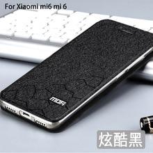 Роскошные Mofi Xiaomi ми-6 Флип Дело Чехол Кожаный PU Стенд Держатель Shell для Xiaomi mi 6 Xiomi 6 Телефон Случаях