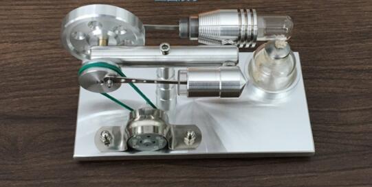 Mini moteur Stirling moteur à combustion moteur à vapeur modèle physique jouet éducatif ressources pédagogiques Science expérience Kit