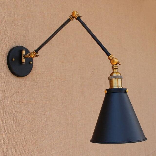 Rustikalen Retro Loft Stil Industrielle Wandleuchte Vintage ...