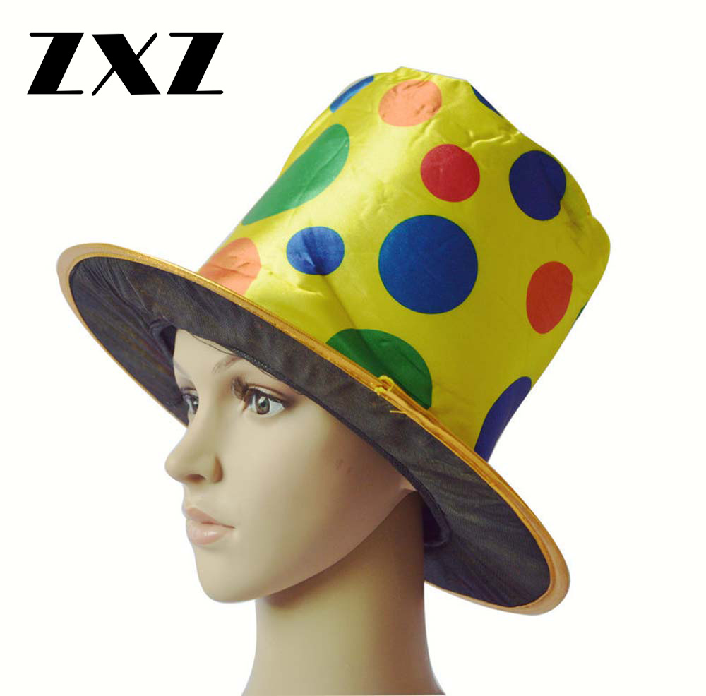 MARDI GRAS JESTER CARNIVAL PARTY COSTUME HAT CAP ONE SIZE FITS ALL NEW