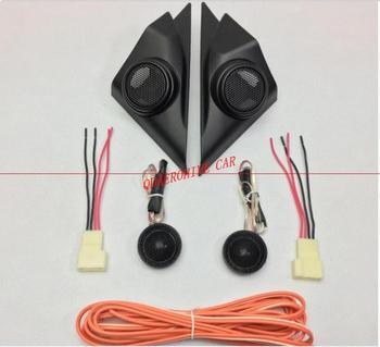 QDAEROHIVE oryginalne głośniki wysokotonowy samochód stylizacji Audio trąbka głowy głośnik włącznik do toyoty Reiz 2014-2017 tanie i dobre opinie Speakers Tweeter FRONT china