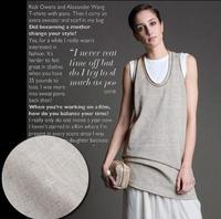 Simple Beauty Of The Natural Color Of Milan Imported Raw Materials Of The Original Eco Linen