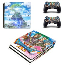 Dragon Quest PS4 Pro Skin Sticker Vinyl Decal Sticker