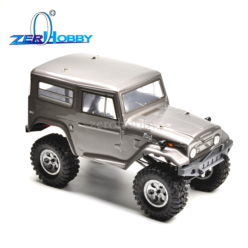 HSP RGT Racing 1/10 Scale Electric 4wd Off Road Rock Crawler Cruiser 136100 RC-4 Climbing High Speed Hobby Remote Control Car hsp rc car spare parts bodyshell accessories for hsp 1 8 scale 4wd off road truggy car no 94085gt