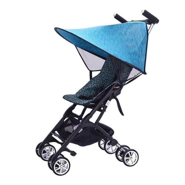 H28 Universal Kinderwagen Schatten Sonnenschutz Baldachin Sonne Ray