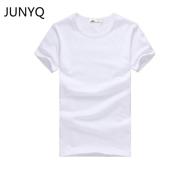 2018 Livraison Gratuite nouveau Slim foncé vert bleu gris noir blanc T chemises Slim Fit À Manches Courtes hommes T-shirt 6 taille S-XXXL