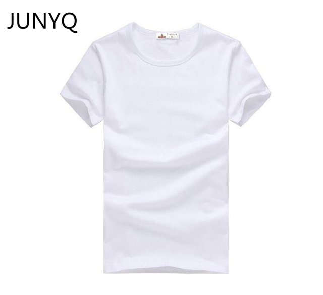 2019 Free Shipping new  Slim dark green blue gray black  white T shirts Slim Fit Short Sleeve men T-shirt  6 size S-XXXL