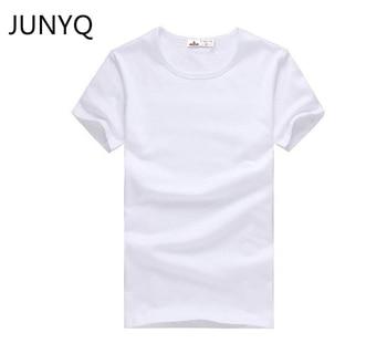 2020 Free Shipping new Slim dark green blue gray black white T shirts Slim Fit Short