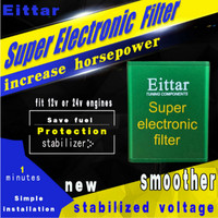 For Toyota Car styling Auto Super Electronic Filter Performance Chips Car Pick Up Fuel Saver Voltage Stabilizer