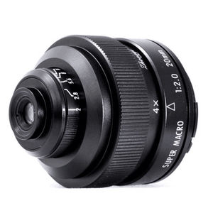 Image 2 - Mitakon Zhongyi 20 มม.f/2 4.5X Super Macro เลนส์สำหรับ Canon EF EOS M Nikon F SONY E pentax K M4/3 Fujifilm X SONY Minolta MOUNT