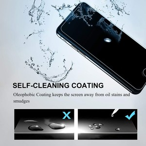 Image 5 - 10Pcs 9H 2.5DกระจกนิรภัยสำหรับiPhone 6 6S 5 5S 5C SE 2020 7 8 PLUS Screen Protectorฟิล์มiPhone 11 PRO MAX X XS XR XS MAX