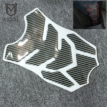 For Suzuki DR650SE DL650 DL650A TL1000R BANDIT GSX GSXR KATANA 750 VSTROM 650 Motorcycle Fuel Tank Pad Decal Protector Stickers цена
