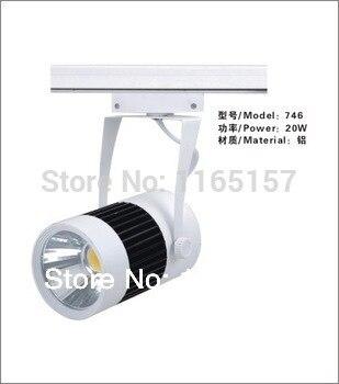 Lumière de voie de 50 pcs de l'épi 30 w de Toika LED pour le magasin/centre commercial allumant la couleur de lampe AC85 265v facultative de tache 4 fils|light switch led|led scanner light|led mouse -