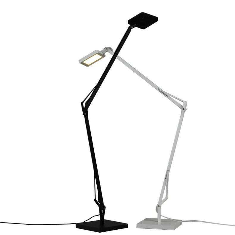 Ecolight Livraison Gratuite Moderne Led Lampe de Bureau 7 W Blanc Chaud 3 Étapes Tactile Gradateur Lampe de Table de Lecture Bureau Lumière