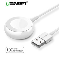 Ugreen Charger For Apple Watch Charger MFi Wireless Magnetic Charging USB Cable 1M Adapter For Apple