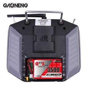 Image 5 - Gaoneng GNB 3500 2600mah 2S1P 7.6V 2C/4C HV 用 frysky Taranis QX7 トランスミッタ TX リモート制御 RC 部品