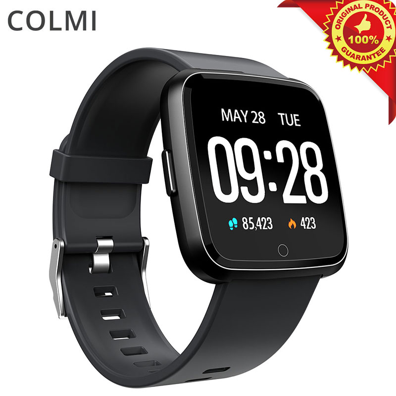 94f261384765 COLMI CY7 Smart watch screen touch waterproof Bluetooth Sport ...