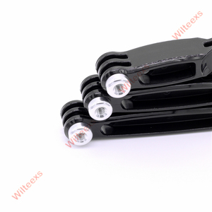 Image 5 - WILTEEXS 3 in 1อุปกรณ์เสริมขยายแขนชุดสำหรับฮีโร่5 4/3 +/3/2 SJ4000 SJ5000 6000 7000 8000 XIAOMIยี่4พันกล้อง
