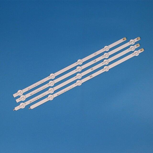 TV LED Backlight Strip For LG 47LN547V 47LN548C 47 inchs Backlight LED TV Bands Light Bars Lamps Strips Complete Set Replacement