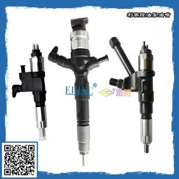 Repuestos ERIKC inyección de carril común 095000-6362 y inyector de aceite de combustible profesional 0950006362 Inyectores de carril común 6362