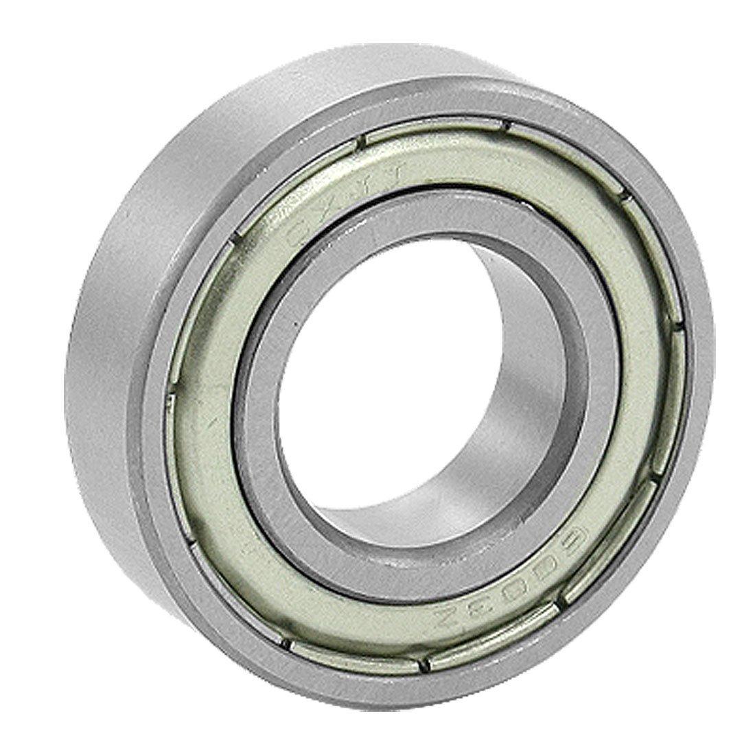 faaj 10 Pcs 6003z Single Row Shielded Deep Groove Ball Bearings 17x35x10mm Frugal 3 Pcs Of Latest Technology