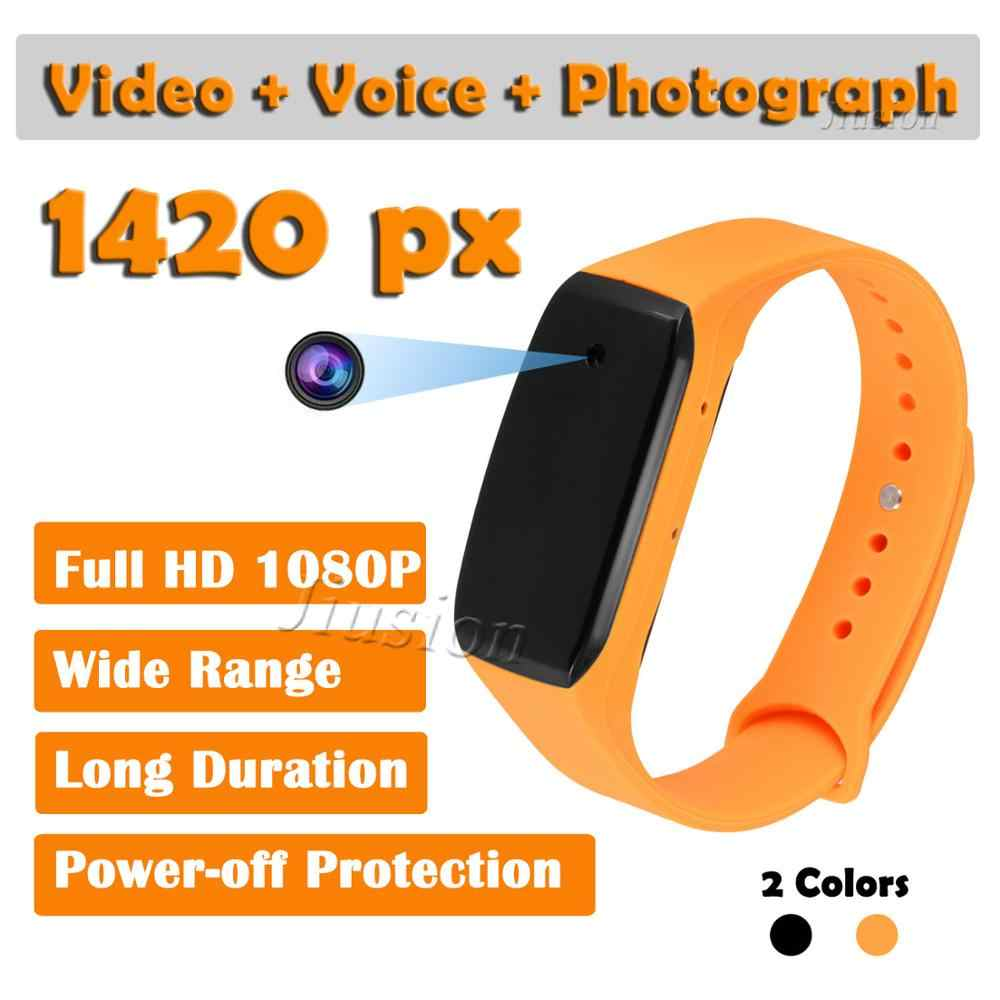HD 1080P Smart Mini Bracelet Camera Espia Oculta Sport Gizli Kamera Wristband Video Micro Cam Secret Smartband Camcorder