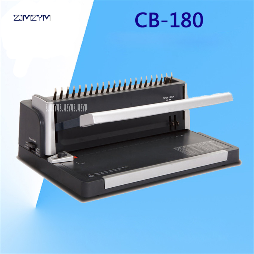 A4 Paper Punch Paper Puncher Binder Punch Wire Binding
