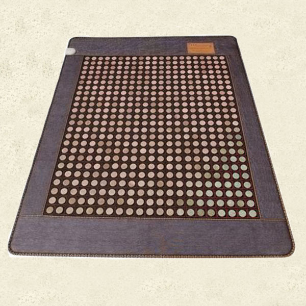 2016 Best Selling Health Care Mat! Natural Tourmaline Mat Heat Cshion Jade Physical Therapy Mat Heat 10-70 Celsius Free Shipping best selling korea natural jade heated cushion tourmaline health care germanium electric heating cushion physical therapy mat