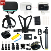 Original XiaoYi Action Sports Camera Accessories Waterproof Housing Case 60M Diving Waterproof Box For Xiaoyi 4K