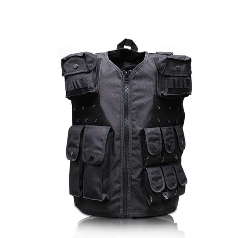 Tactical Vest Field Riding Vest Specialties Tactical Equipment Summer Outdoor Combat Ghost Amphibious Vest  цена