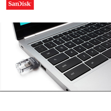 SanDisk USB Flash Drive 32GB 16GB Dual Mini Pen Drives 128GB 64GB for PC and Android phones