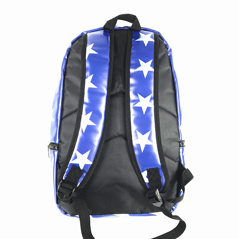 ce87632cd2ff Captain America School Backpack Marvel The Avengers BatMan Leather Travel  Bag Fashionable Printing Laptop Bagpacks Mochila-in Backpacks from Luggage    Bags ...