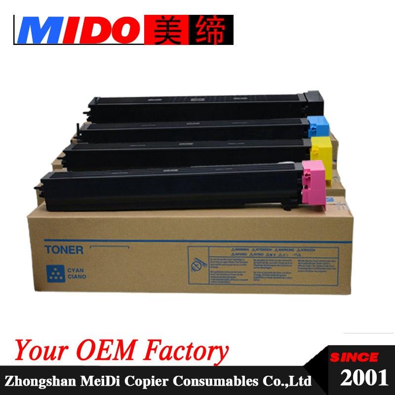 TN-411 TN-611 cartouche de toner copieur pour C451 550 650 couleur Compatible